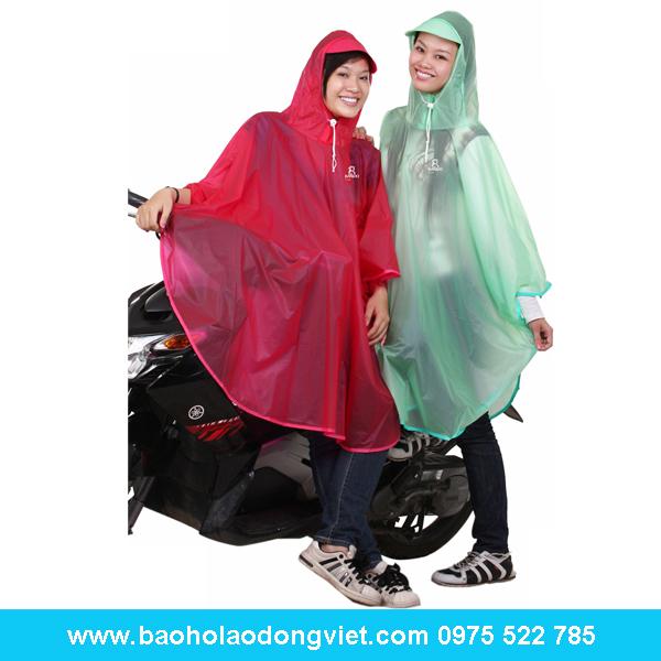 Áo mưa Poncho Cánh bướm trong màu, áo mưa, áo mưa bộ, áo mưa rando, Quần áo bảo hộ, Quần áo bảo hộ lao động