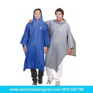 Áo mưa Poncho cổ rùa trơn, áo mưa cánh dơi, áo mưa, áo mưa bộ, áo mưa rando, Quần áo bảo hộ, Quần áo bảo hộ lao động