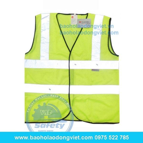 Áo phản quang 3M loại 2, áo phản quang 3m, Áo phản quang, Quần áo bảo hộ, Quần áo bảo hộ lao động