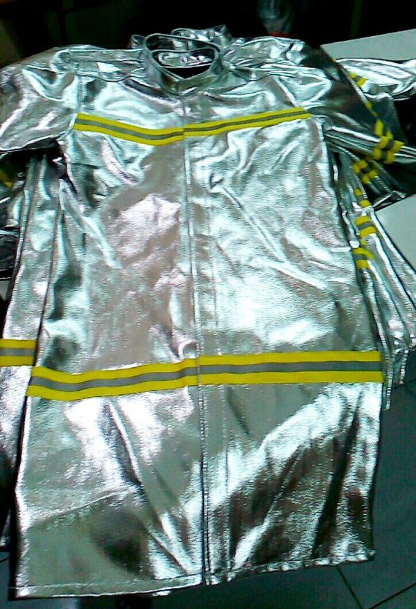 Áo choàng chống cháy Dickson Pháp, quần ao chống cháy, quần áo chống nóng chịu nhiệt, Quần áo bảo hộ, Quần áo bảo hộ lao động, Áo choàng chống cháy vải Dickson 4585