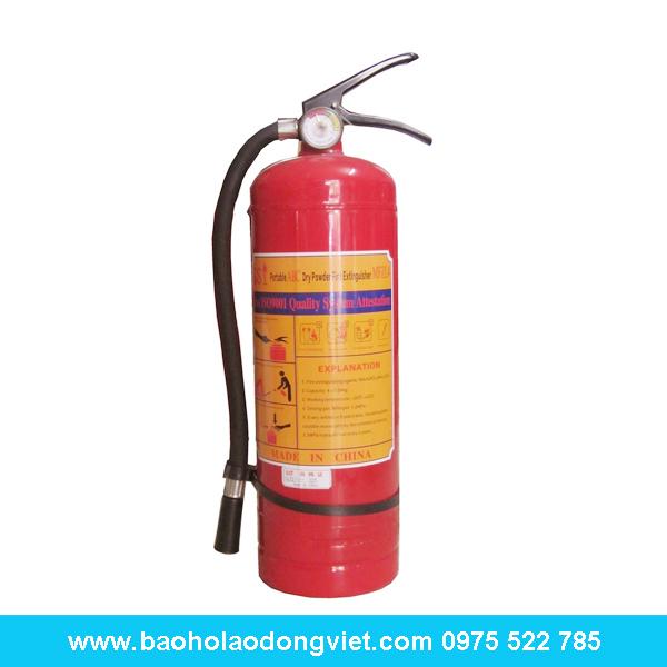 Bình chữa cháy bột ABC MFZL 8kg, bình chữa cháy, bình cứu hỏa, bình chữa cháy ABC