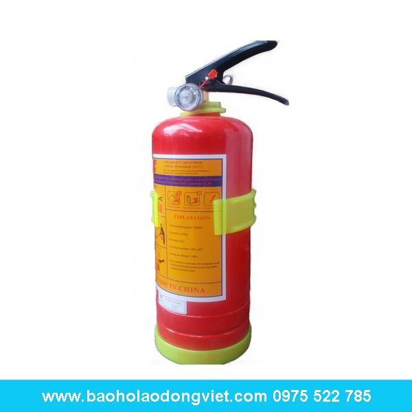 Bình chữa cháy bột BC MFZ 2kg, bình chữa cháy, bình cứu hỏa, bình chữa cháy BC