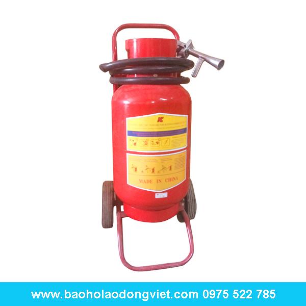 Bình chữa cháy bột BC MFZ 35kg xe đẩy, bình chữa cháy, bình cứu hỏa, bình chữa cháy BC, bình chữa cháy xe đẩy