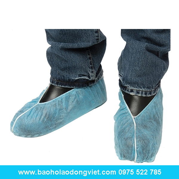 Bọc giầy vải không dệt, phòng sạch, giầy bảo hộ