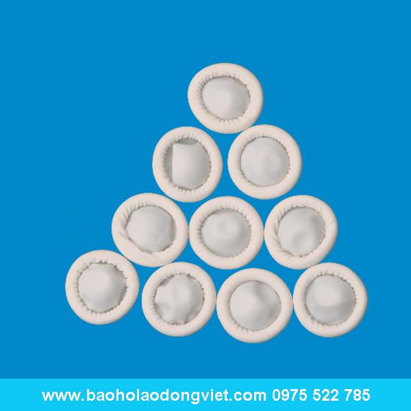 Bọc ngón thường màu trắng, phòng sạch, thiết bị phòng sạch, chống tĩnh điện