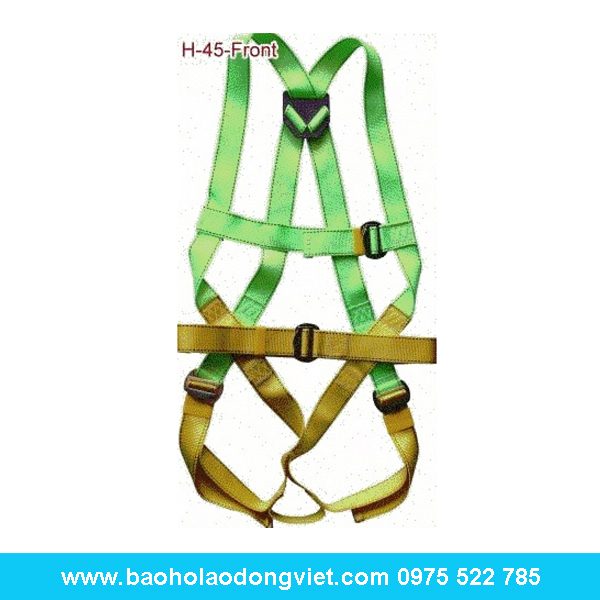 Dây đai toàn thân Adela H-4501, dai đai an toàn, bảo hộ trên cao