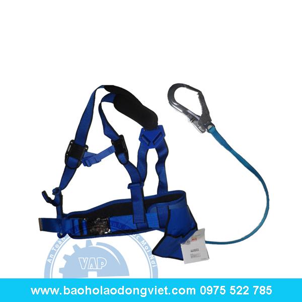 Dây an toàn bán toàn thân SSEDA, dây đai sseda, dai đai an toàn, bảo hộ trên cao