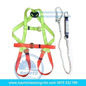 Dây chống sốc 1 móc, dây chống sốc, dai đai an toàn, bảo hộ trên cao