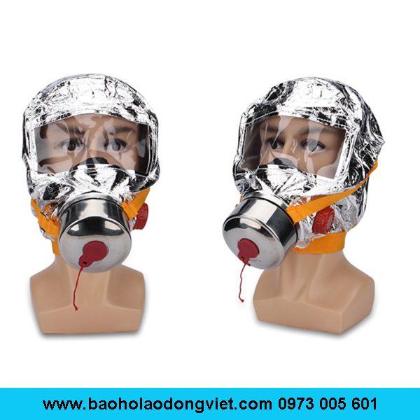Mặt nạ phòng độc TZL30, Mặt nạ phòng độc, mat na phong doc, mặt nạ phòng khói, mặt na thoát hiểm, mặt nạ thoát hiểm khi hỏa hoạn, mặt nạ phòng khói tzl30