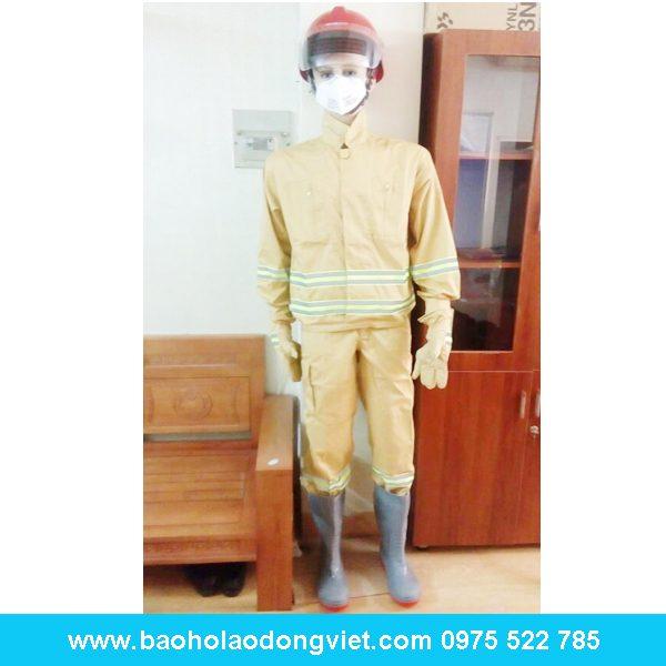 Quần áo chữa cháy Thông tư 48, quần áo chống cháy, Quần áo bảo hộ, Quần áo bảo hộ lao động
