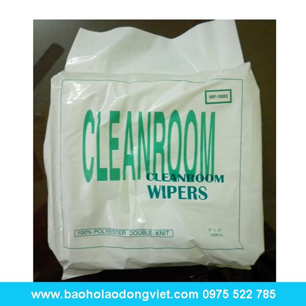 Vải lau phòng sạch 1009, giấy lau phòng sạch, phòng sạch, thiết bị phòng sạch, chống tĩnh điện