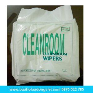 Vải lau phòng sạch 1009D, giấy lau phòng sạch, phòng sạch, thiết bị phòng sạch, chống tĩnh điện