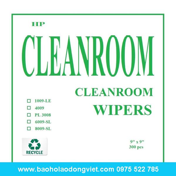 Vải lau phòng sạch 8009, giấy lau phòng sạch, phòng sạch, thiết bị phòng sạch, chống tĩnh điện