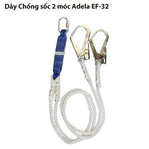 Dây Chống sốc 2 móc EF-32, Dây Chống sốc EF-32, Dây Chống sốc 2 móc Adela EF-32, Adela EF-32