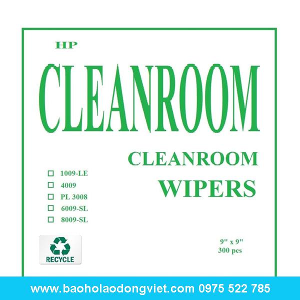 khăn lau phòng sạch WIP-2009D, giấy lau phòng sạch, phòng sạch, thiết bị phòng sạch, chống tĩnh điện