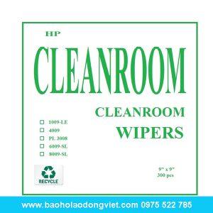 khăn lau phòng sạch WIP-4009D, giấy lau phòng sạch, phòng sạch, thiết bị phòng sạch, chống tĩnh điện