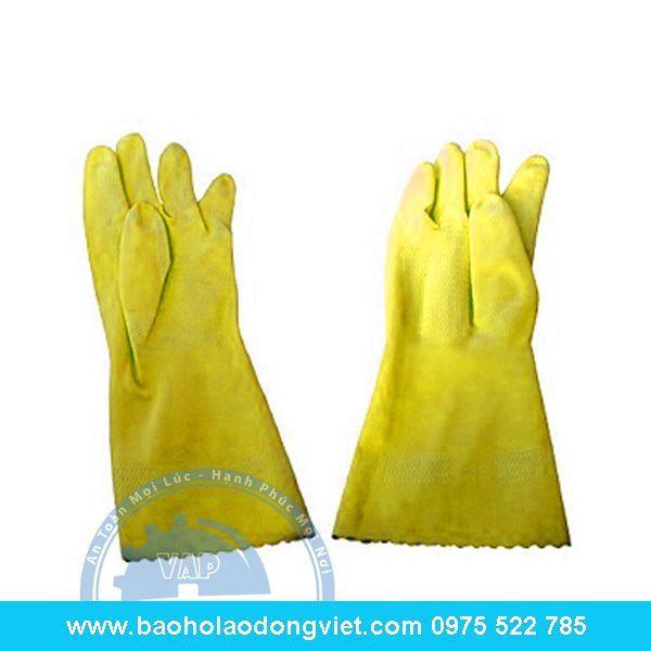 Găng tay Cao su Hướng Dương loại trung, găng tay cao su, găng tay bảo hộ, găng tay bảo hộ lao động
