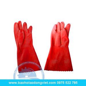 Găng tay Cao su Hướng Dương size M, găng tay cao su, găng tay bảo hộ, găng tay bảo hộ lao động