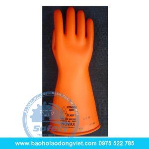 Găng tay cách điện Novax 1kv, găng tay bảo hộ, găng tay bảo hộ lao động, găng tay cách điện