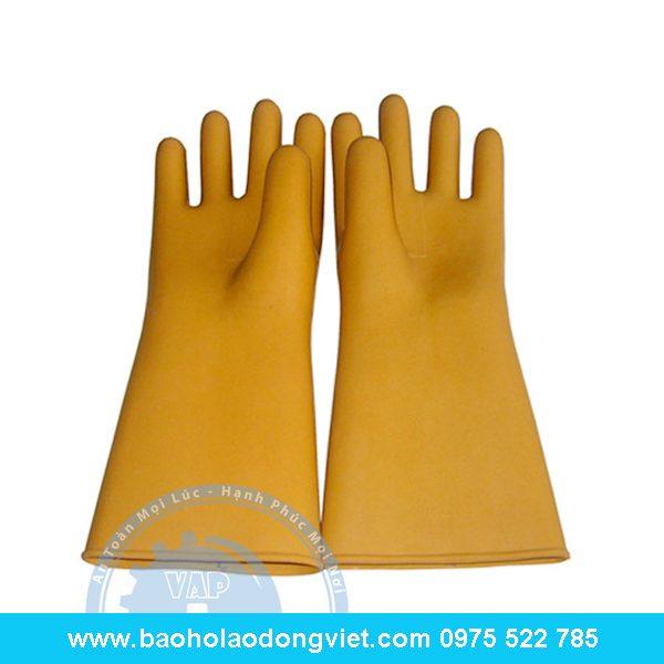Găng tay cách điện cao thế 26.5KV YOTSUGI, găng tay bảo hộ, găng tay bảo hộ lao động, găng tay cách điện