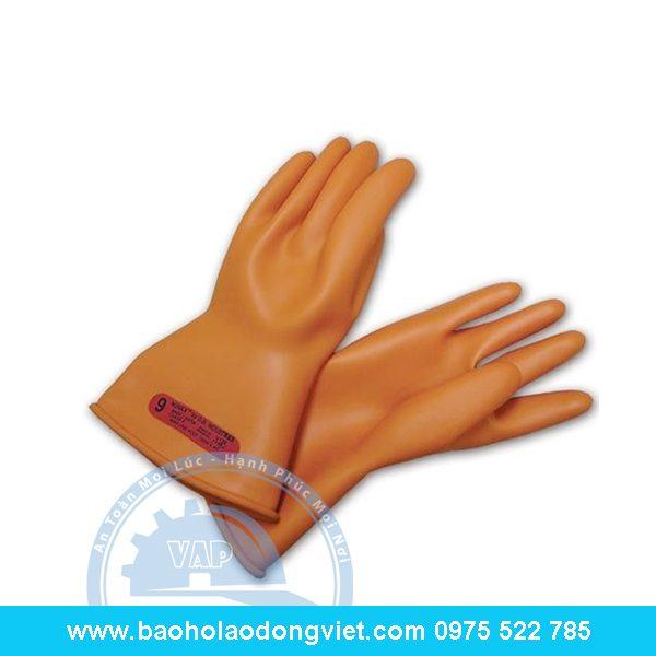 Găng tay cách điện hạ thế 1KV YOTSUGI, găng tay bảo hộ, găng tay bảo hộ lao động, găng tay cách điện