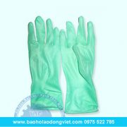 Găng tay cao su dài HT