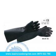 Găng tay chống hóa chất BK 39-18