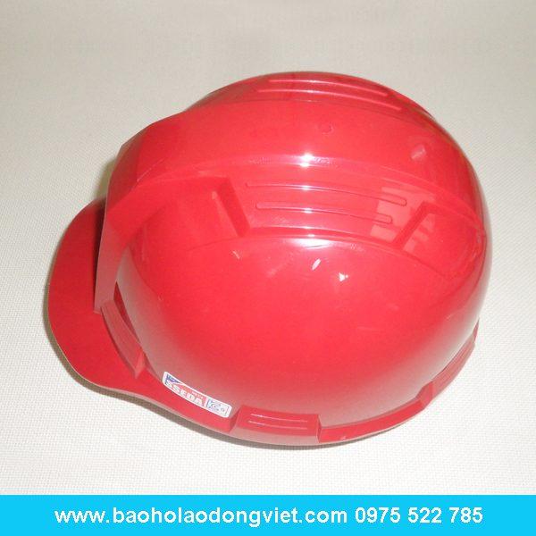 Mũ bảo hộ SSEDA IV màu đỏ