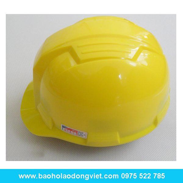 Mũ bảo hộ SSEDA IV màu vàng
