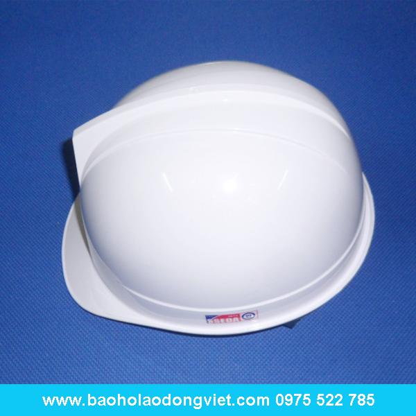 Mũ bảo hộ SSEDA màu trắng