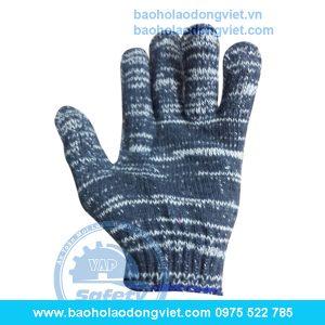 găng tay len xám muối tiêu 70g kim 7, găng tay len, găng tay bảo hộ, găng tay bảo hộ lao động