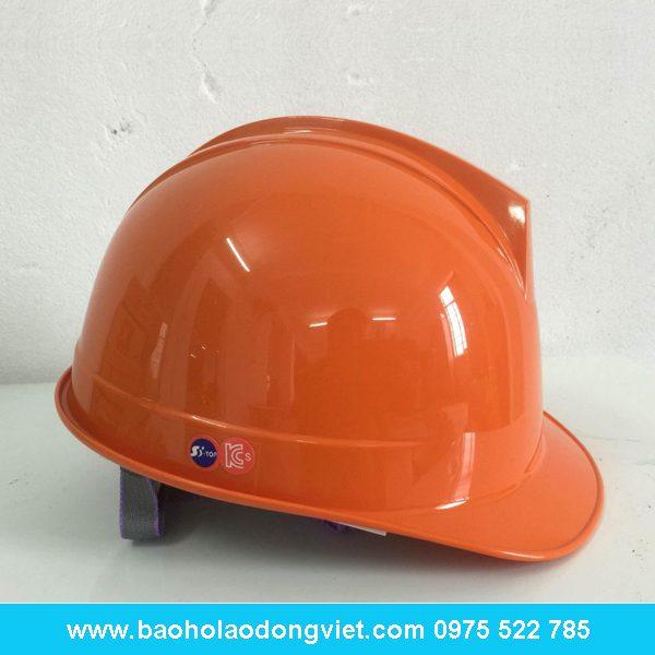 mũ bảo hộ SSTOP màu cam, mũ bảo hộ SSTOP