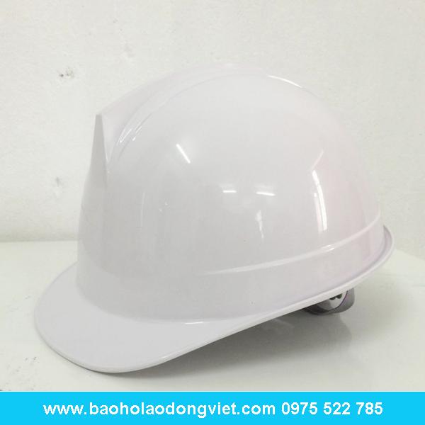 mũ bảo hộ SSTOP màu trắng, mũ bảo hộ SSTOP