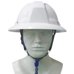 Mũ bảo hộ SSEDA rộng vành màu trắng