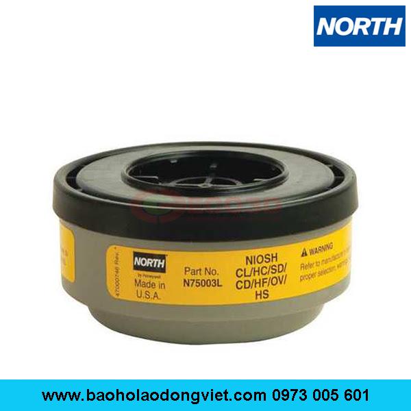Phin lọc North N75003L, cụclọc North N75003L, Củ lọc North N75003L