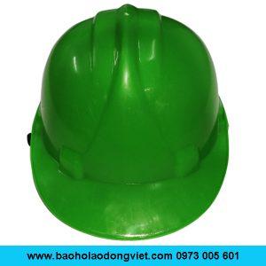 Mũ Bảo hộ quai cài, Mũ Bảo hộ laođộng , nón bảo hộ laođộng, mũ Nhật quang loại 1, mũ bảo hộ loại 1 màu xanh lá