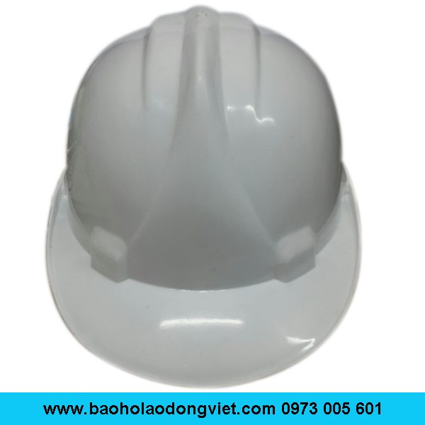 Mũ Bảo hộ quai cài, Mũ Bảo hộ laođộng , nón bảo hộ laođộng, mũ Nhật quang loại 2, mũ bảo hộ loại 2 màu trắng