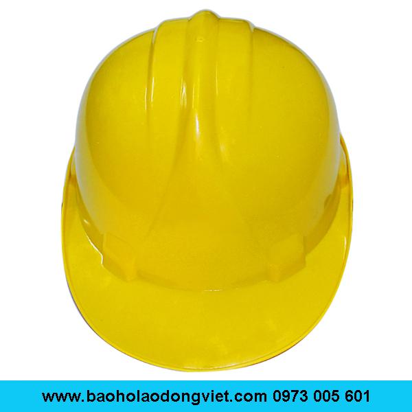Mũ Bảo hộ quai cài, Mũ Bảo hộ laođộng , nón bảo hộ laođộng, mũ Nhật quang loại 2, mũ bảo hộ loại 2 màu vàng