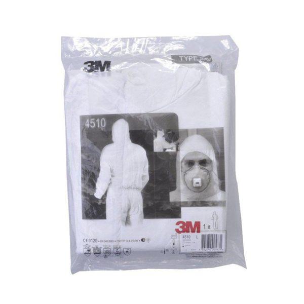 Quần áo chống hóa 3M 4510, Quần áo 3M 4510,3M 4510