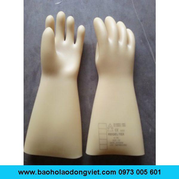 Găng tay cách điện cao áp 36KV Regeltex, Găng tay cách điện 36KV Regeltex