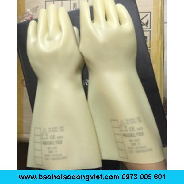 Găng tay cách điện hạ áp Regeltex,Găng tay cách điện Regeltex