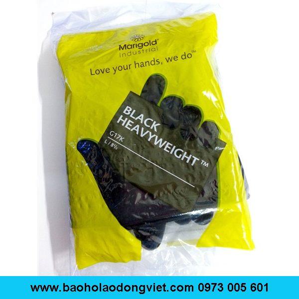 Găng tay chịu Axit G17K,Găng tay chống Axit G17K,Găng tay chống hóa chất G17K,Găng tay G17K,Găng tay hóa chất G17K