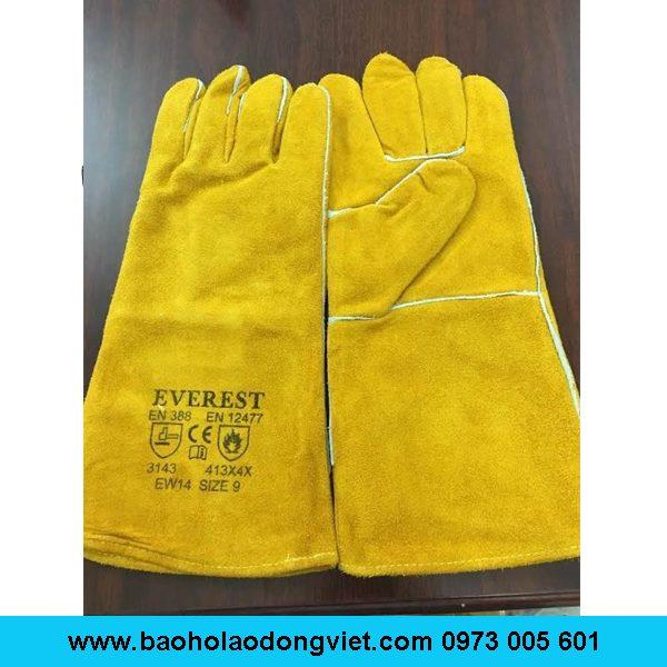 Găng tay da hàn EW 14,Găng tay EW 14,Găng tay chống nóng EW 14,Găng tay chịu nhiệt EW 14,Găng tay da hàn chống nóng chịu nhiệt EW 14,Găng tay chống nóng chịu nhiệt EW 14