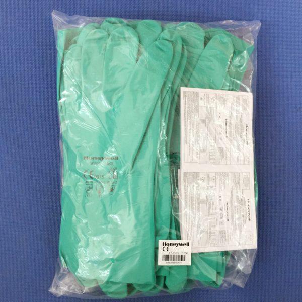 Găng tay chống hóa chất LA132G,Găng tay LA132G,Găng tay chống hóa chất Honeywell LA132G,LA132G,