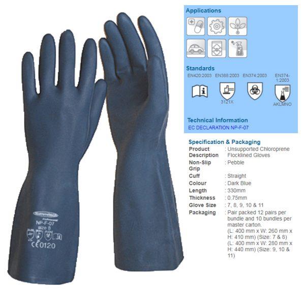 Găng tay sumitech chống axit mạnh NP-F-07,Găng tay chống axit mạnh NP-F-07,Găng tay sumitech NP-F-07,Găng tay NP-F-07,NP-F-07,Găng tay sumitech chống hóa chất NP-F-07,