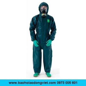 Quần áo chống hóa chất MICROCHEM 4000,Quần áo MICROCHEM 4000,Quần áo hóa chất MICROCHEM 4000