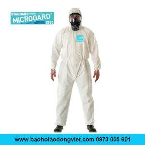 Quần áo chống hóa chất Microgard 2000,Quần áo Microgard 2000,Quần áo hóa chất Microgard 2000