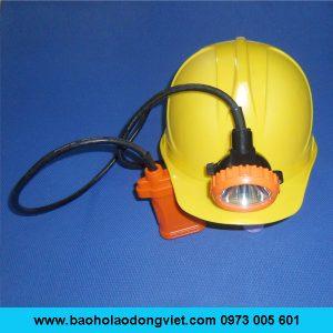 mũ hầm lò có đèn, mũ hầm mỏ, mũ hầm mỏ có gắng đèn, mũ bảo hộ có gắn đèn, mũ dùng trong hầm mỏ, mũ bảo hộ dùng trong hầm mỏ