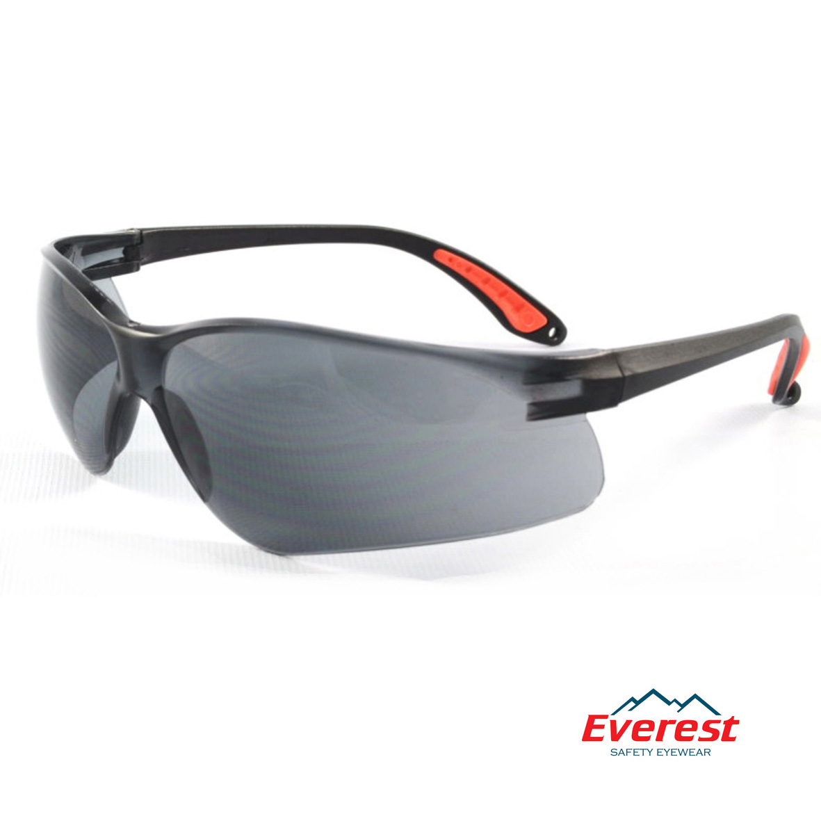 Kính bảo hộ EV202 màu trắng, kính chống bụi EV202 màu trắng, kính bảo hộ chống bụi, kính chống bụi EV202, kính chống tia uv EV202