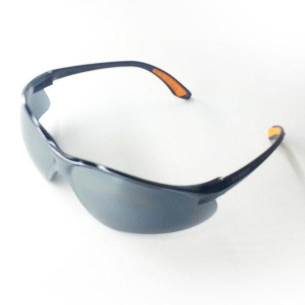 Kính bảo hộ EV204 đen tráng bạc, kính chống bụi EV204 đen tráng bạc, kính bảo hộ chống bụi, kính chống bụi EV204, kính chống tia uv EV204